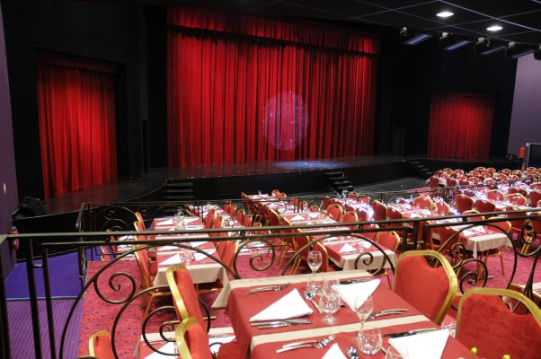 Salle spectacle cabaret