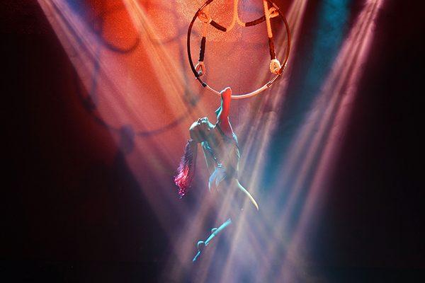 Acrobatie spectacle Cabaret Dijon